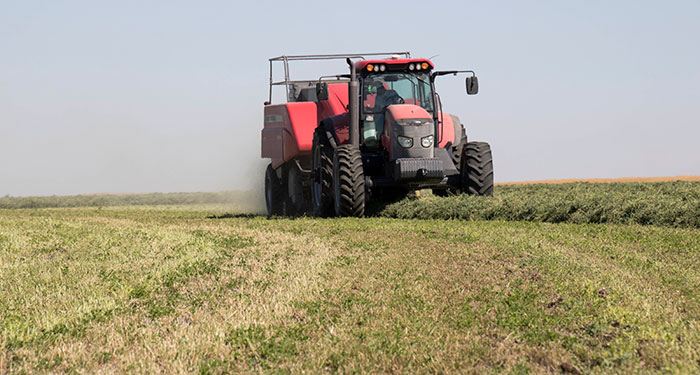 What's the going rate for baling?   Hay and Forage Magazine