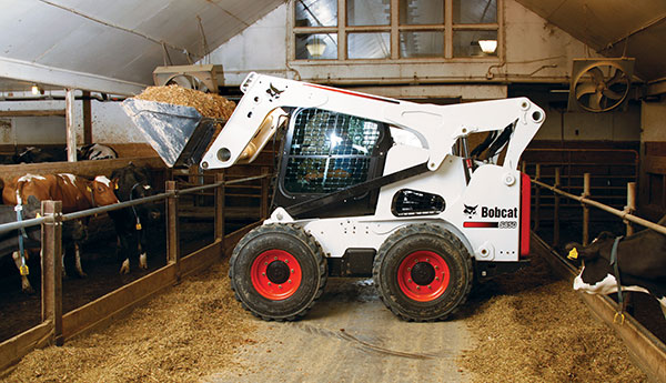 New 700 And 800 Frame Size Loaders Boast Tier 4 Engine