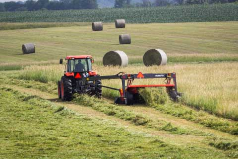 Kubota Continues Focused Growth in Hay and Forage Market, Unveils